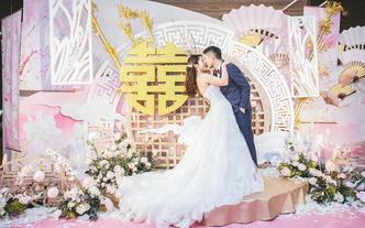 【ONCE】婚礼全天双机摄影+全天新娘跟妆