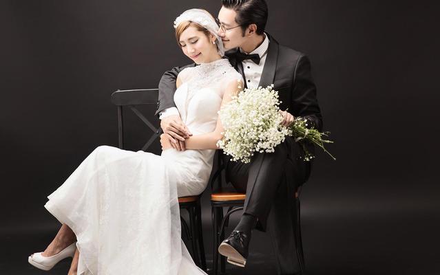 【进部摄影】简爱 韩式简约风主题婚纱照