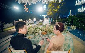 【总监作品】朗豪酒店户外婚礼