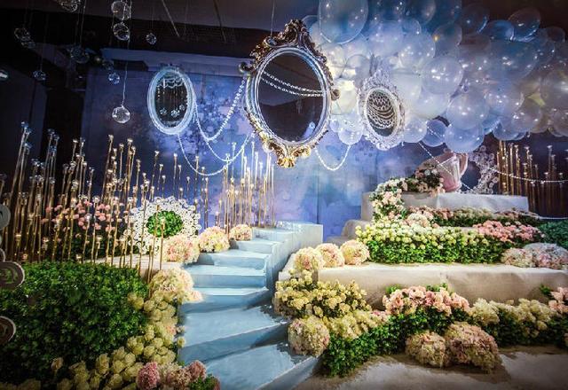 森林花园【安小静婚礼定制】