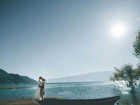 【大理乌托邦】日系沙滩婚纱照