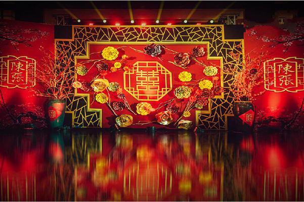 【今与宴会设计】传统中式婚礼—初心