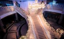 欧式城堡主题婚礼——花园公主