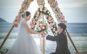 EN定制海外婚礼【爱永恒】之普吉岛