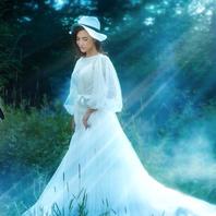 纽约婚纱经典套餐,冬季主题拍摄
