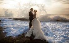 【时尚芭莎】私人订制蜜月婚纱之旅|含首席摄影师