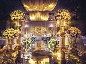 优米婚礼  全场鲜花版 奢华定制一站式婚礼套系