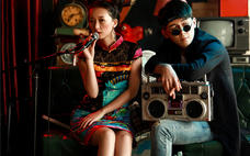 原创 客照 Mr.Zhang& Mrs.Li