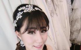 奕菲新娘造型资深造型师C套系 #化妆师