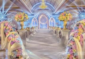 【悦百年婚礼】18年精致明场套系 拾 光