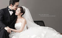 唯美韩式系婚纱照