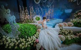 【爱暖暖婚礼】主题婚礼《幻想花园》