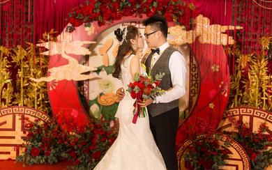 【AWESOME!婚礼策划】—— 情丝 | 中式