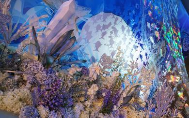 漂洋过海 | 室内海洋风格主题婚礼