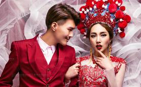 非常台北婚纱摄影-中国新娘