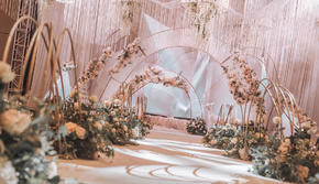 【爆款】百搭香槟色 套餐立减2000+赠送婚纱