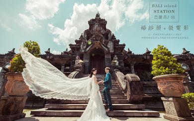 巴厘岛婚纱旅拍微电影《just for you》