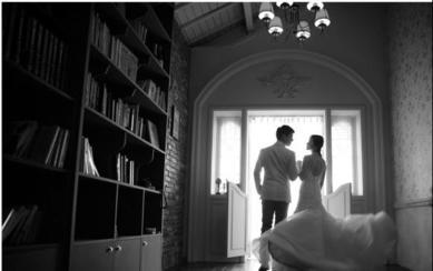 格调婚纱摄影案例分享