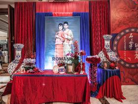 中式婚礼 羅曼蒂克◆只做經典【举案齐眉】
