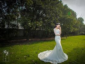 爱蔓延婚纱套装