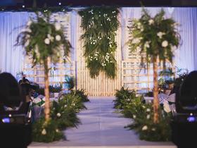 【喜悦来婚典】清新自然森系婚礼《七年》