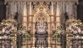 【一喜婚礼定制】 复古宫廷风·欧式城堡