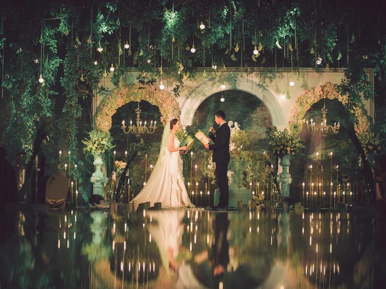 婚礼摄影双机(SeanYoung本人拍摄)