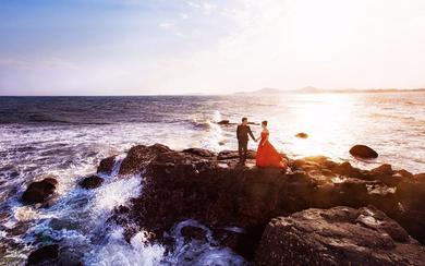 韩式唯美大气系列婚纱照   挪娅婚纱摄影出品
