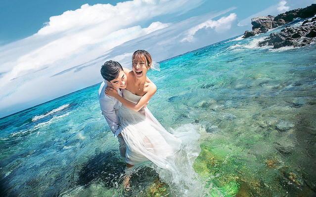 [韩艺]—人气推荐丨蓝色大海的传说丨浪漫海滩
