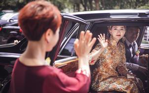 张建造型 | 中国新娘 中式妆容作品