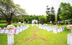 爱典礼 | 户外草坪婚礼——简爱