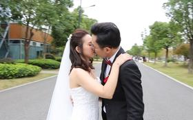 专业双单反婚礼电影 -专业档摄影师