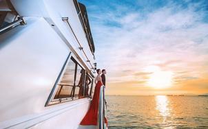 游艇出海+威尼斯水城+圣托里尼+水下婚纱+马场