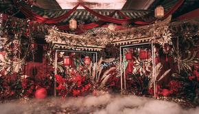 锦绣|中式婚礼|轻奢定制