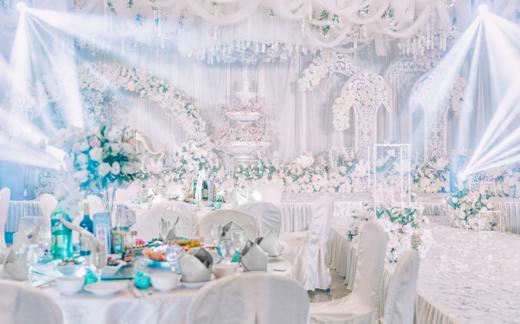 【嫁日新娘婚礼宴会设计】你就是我的花仙子
