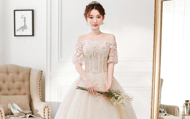 【卡诺婚纱定制】--茜茜公主