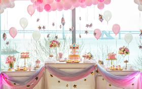 【恒爱宝宝宴】annie birthday