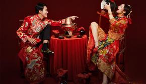 25周年专享---越中国,越时尚,加送婚嫁大礼包