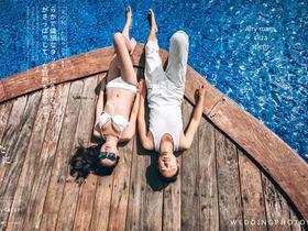 【性感婚纱照】❤新年嘉年华❤3天2晚大床房+接机+免费旅游票