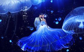 ♥网红同款婚纱♥城市旅拍+布拉格小镇+出海游艇