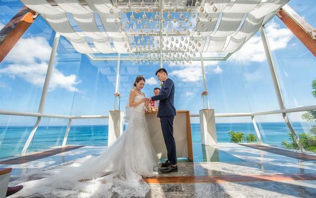 巴厘岛婚礼-BLUE OCEAN
