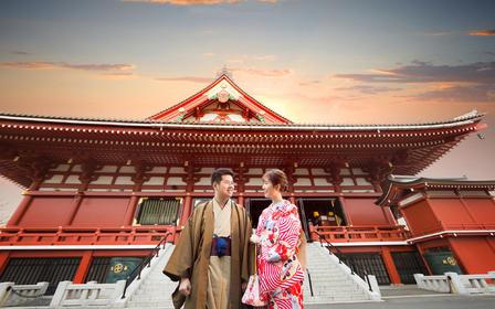 【日本旅拍】富士山樱花+定制拍摄+清新纪实