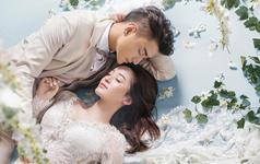 厦门婚纱摄影|【国色佳人】— 内景系列