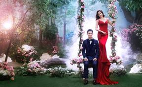 3000元婚嫁大礼包丨限时特惠丨秘密花园2