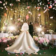 【金夫人】星光花园仪式感婚照 5服5造限量发售