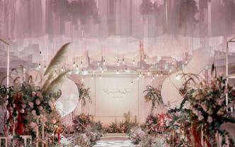 雅琼婚礼    网红大热香槟粉   少女洛丽塔