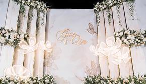 哈尔滨乔思卡品质婚礼策划--简约轻奢风