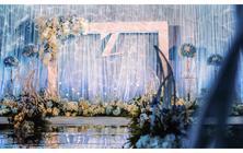 小清新婚礼场景系列丨一木婚礼堂