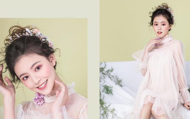 【摩可美妆造型】高级化妆师
