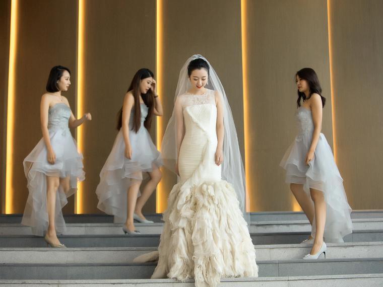 总监双机位婚礼摄影婚礼跟拍